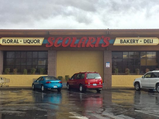 This Scolari's Food & Drug Co. at 3310 S. McCarran Blvd. is one of five Scolari's stores in Northern Nevada (plus a Sak 'N Save store) being purchased by Raley's Supermarkets. The transaction is expected to close by late spring 2018.