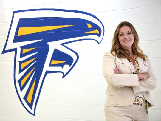 Danielle Shanley is the new superintendent of the Saddle