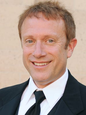 Charles Bruffy, maestro for the Phoenix Chorale.