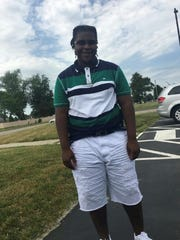 Damon Grimes, 15, crashed his ATV bike died Aug. 26,