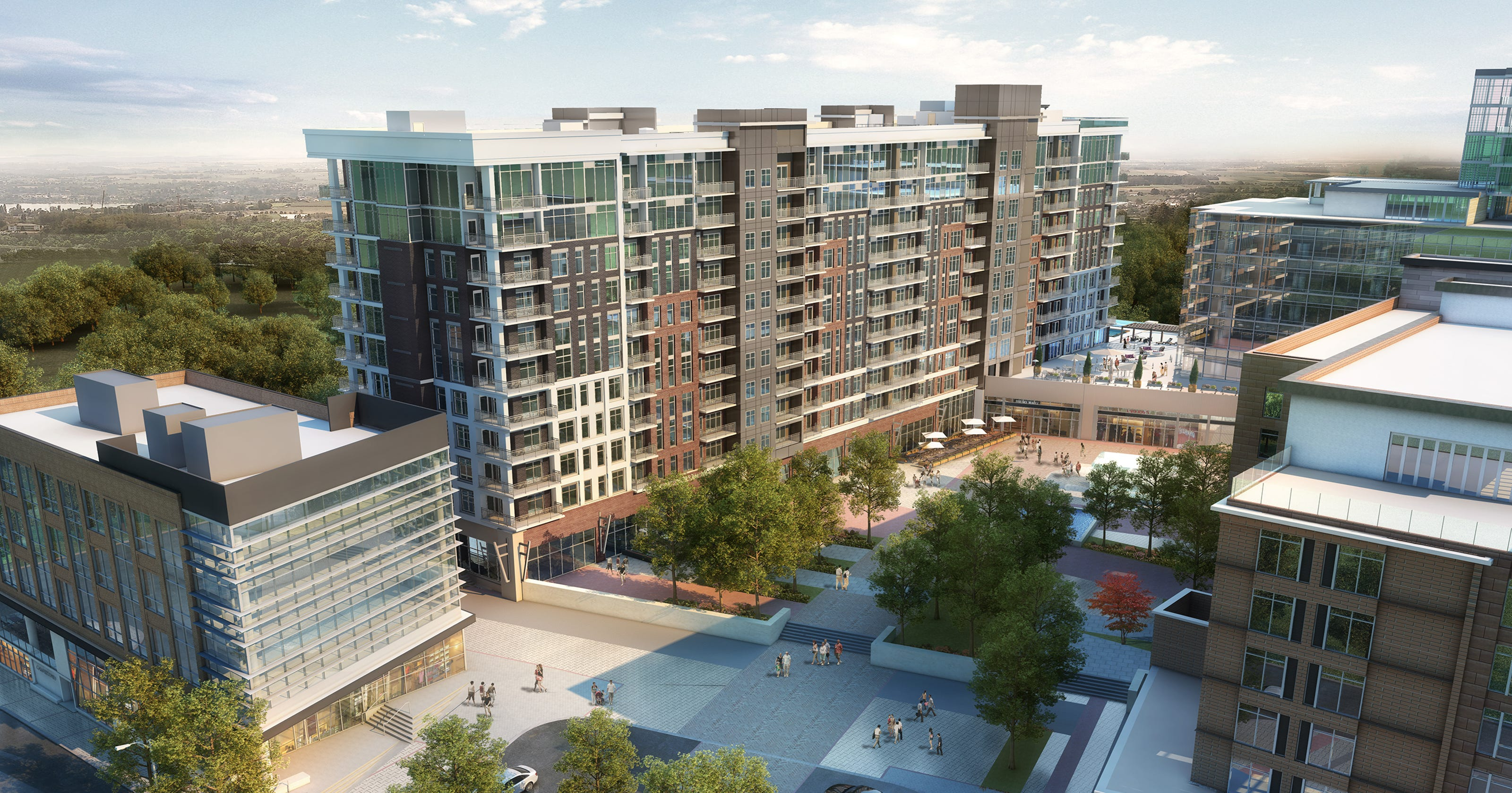 Camperdown apartments new renderings released for - 1 bedroom apartments greenville sc ...