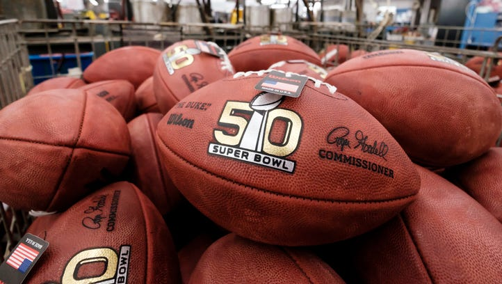 Millennials plan to spend the most on preparations for the Super Bowl, at an average of about $140.