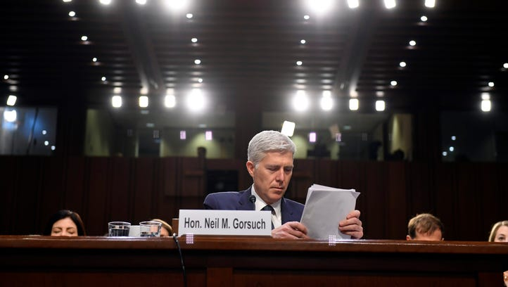 Supreme Court nominee Neil Gorsuch spent more than 20 hours answering questions from the Senate Judiciary Committee over two grueling days of testimony.