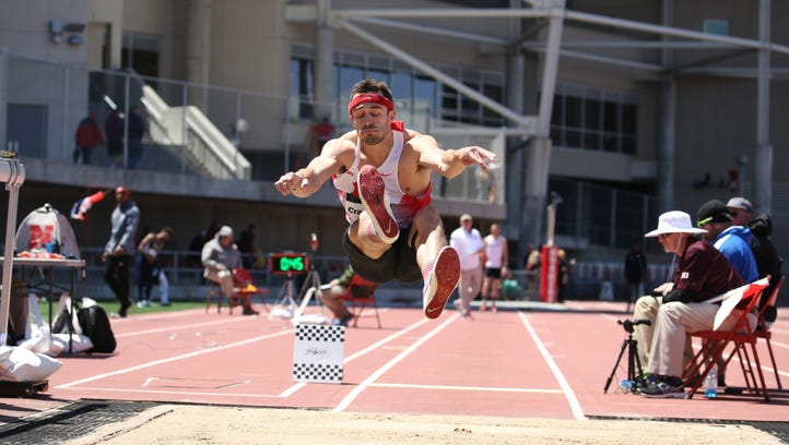 RU, Indian Hills alum Crawford competing in national track and field championships