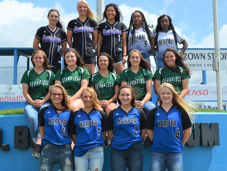 The 2018 Enquirer All-City Softball Team includes players