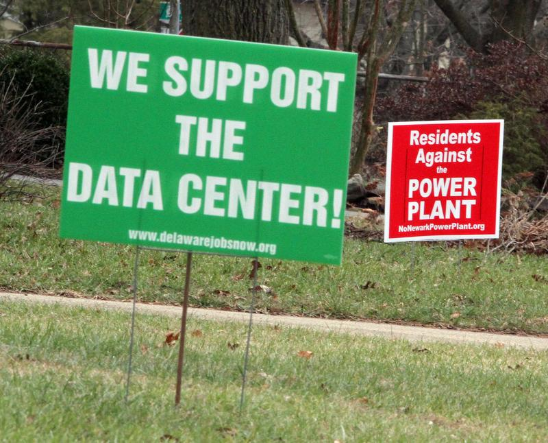 Newark Data Center 2nd Zoning Appeal Filed