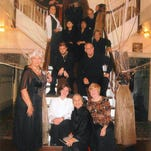 """Beth Davison, right front, says """"Lady"""" Gail Ryan, front and center, is a wonderful mentor who inspired Davison to share her life by becoming a storyteller."""