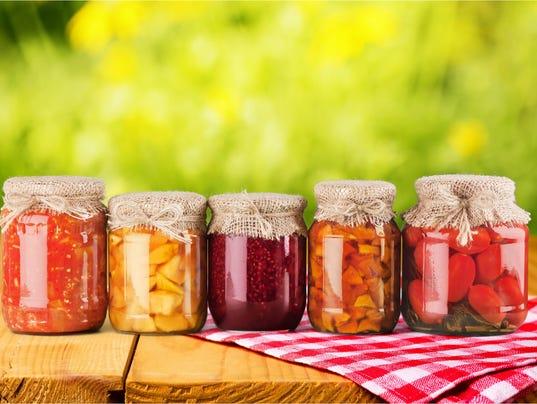 Jar, Food, Canning