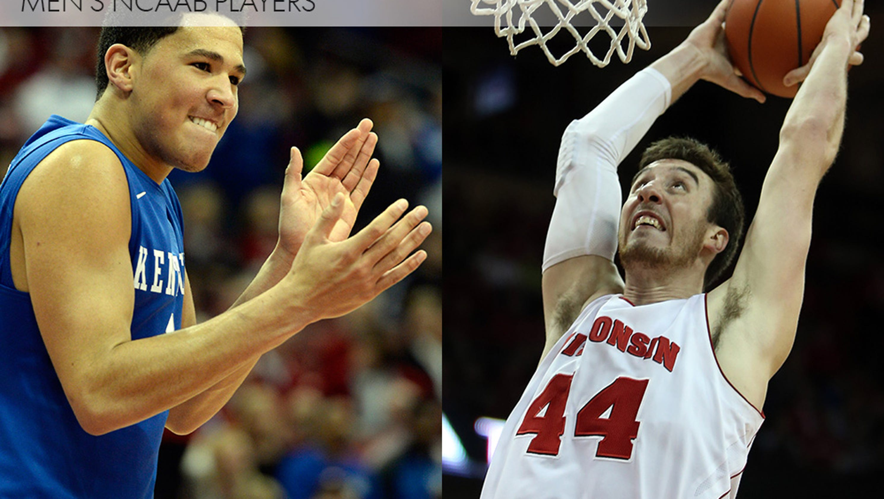 Ranking the weekly top 10 college basketball players