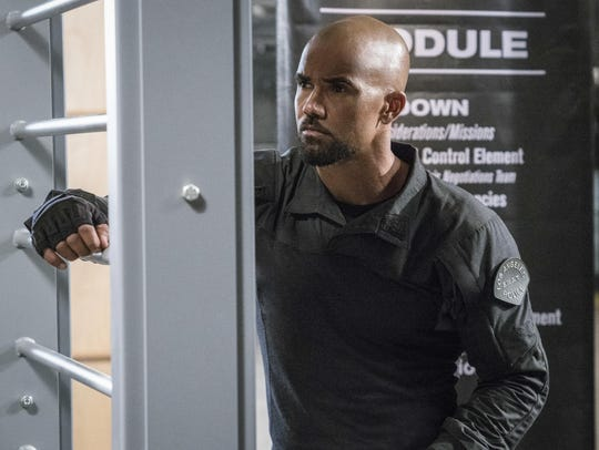 """Shemar Moore: """"It's a thrill ride. It's everything"""