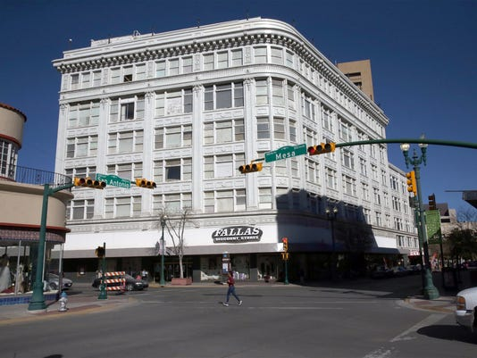 city inspecting 4 downtown el paso buildings for safety risks