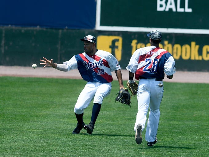 The York Revolution host the Somerset Patriots, Sunday,