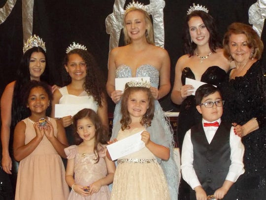 America's Hemisphere Winners were honored at the M.A.A.I convention held at the Deauville Beach Resort Florida, on June 28. Lexi Hernandez daughter of Michael Hernandez, of Guam represented the Models International Agency a division of John Robert Powers Guam. Also she won the M.A.A.I Petite Model of the year 2017. Miss Hernandez's Industry Promoters were John Quintanilla and John Perez of Guam.   Hernandez received a summer scholarship to the New York Conservatory of Dramatic Arts and three other M.A.A.I scholarships for placing in four categories winning in her Petite Model Davison. Pictured back Row from left: Lexi Hernandez, Hemisphere Michigan Photogenic; Skylan McGee Preteen Hemisphere; Peyton Kilgore Teen Hemisphere; Caitlyn Frazier Teen Earth Beauty; and Hemisphere President, Maria Little, Pictured front Row from left: Cutest Kids Runners Up Kailee McClendon, Tara Foy, Rileigh Parent,(Cutest Kid Girl) Devan Foy (Cutest Kid Boy).