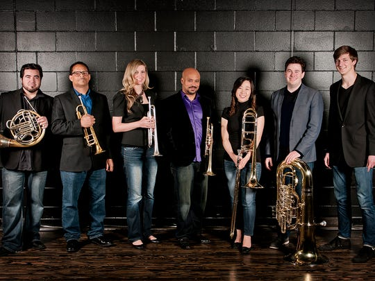 Rodney Marsalis Philadelphia Big Brass will play the New Hope Outdoor Juried Arts and Crafts Festival  on Sept. 26.