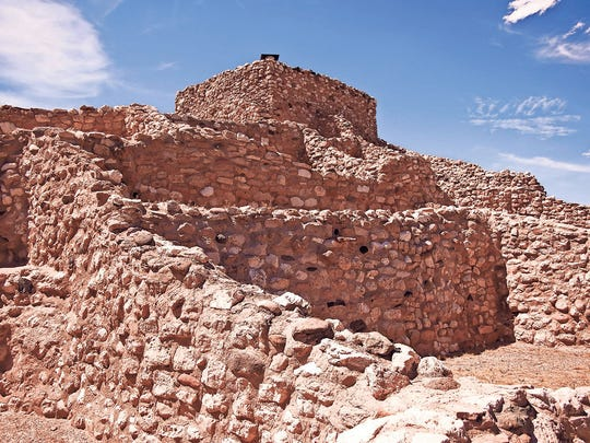 Tuzigoot National Monument, Clarkdale, Ariz.