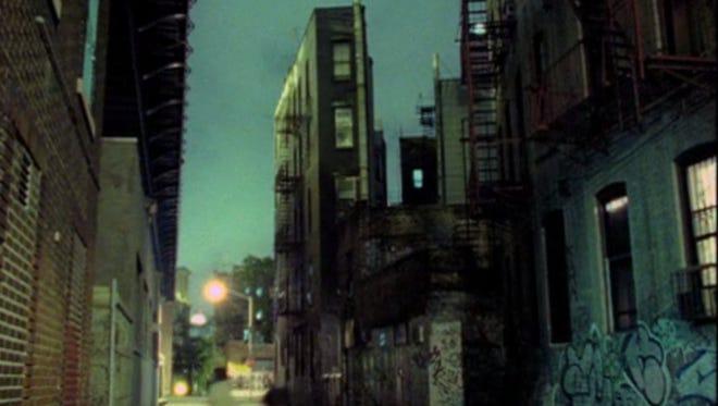"A scene from filmmaker Jem Cohen's ""Night Scene New York"" (2009). Cohen will present a program of his short works at this year's Ann Arbor Film Festival."