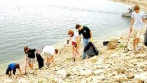 RodFatherBass is looking for volunteers to help with South Jersey Lake cleanups.