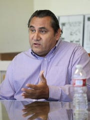 Joey Acuna Jr. candidate for Coachella Valley Unified School District.
