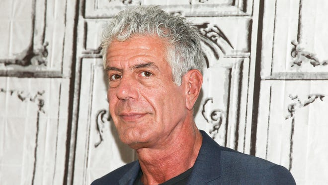 Anthony Bourdain, 61, died Friday. The Leonia native died by suicide, CNN reported.