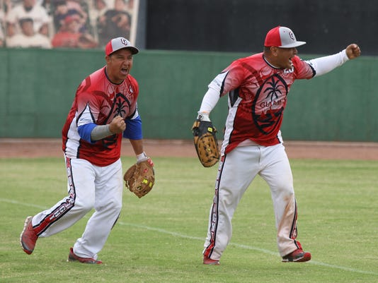 Guam teams finished third, eighth in 2015 Masters World Softball Tournament