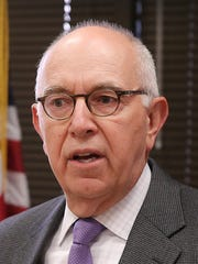 Marion County Prosecutor Terry Curry said charges of