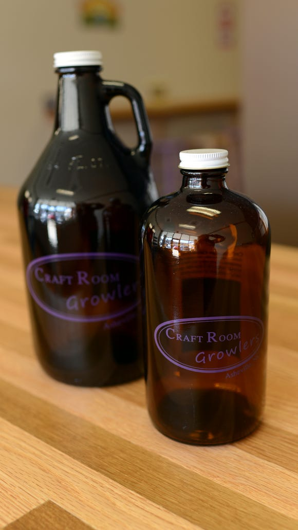 """Makers of hard cider could sell their product in """"growlers"""""""