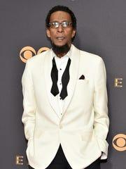 Ron Cephas Jones arrives at the 69th Primetime Emmy