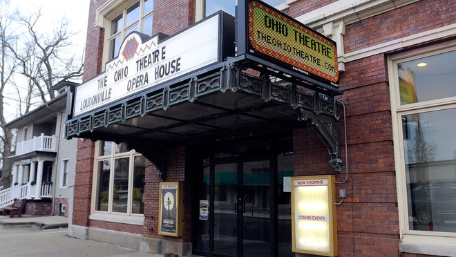Ohio Theatre in Loudonville is set to reopen. Starting June 19, the Ohio Theatre in Loudonville will show a new movie every Friday and Saturday at 7 p.m. and Sunday at 2 p.m., according to Sally Hollenbach, theater director.