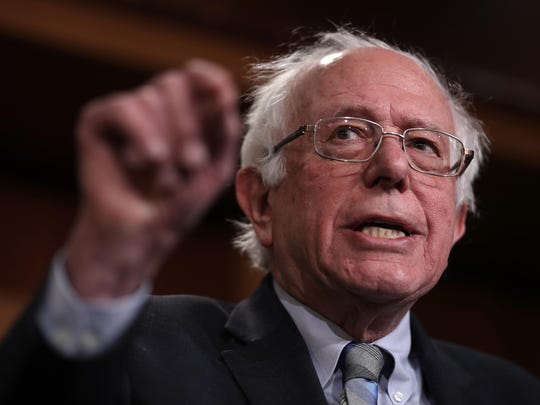 Senator Bernie Sanders And Group Of Bipartisan Legislators Reintroduce Resolution To End U.S. Support For Saudi-Led War In Yemen