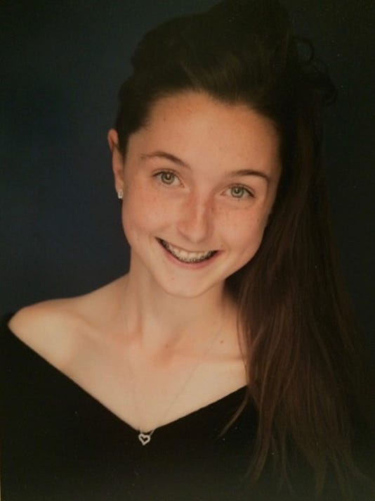 Katie Byrnes, Clarkstown South track and field, Rockland Scholar-Athlete of the Week