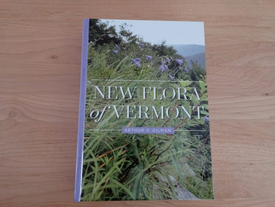 """New Flora of Vermont"" by Arthur V. Gilman documents"