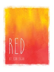 """New Stage Theatre presents """"Red,"""" Tuesday through April 24."""