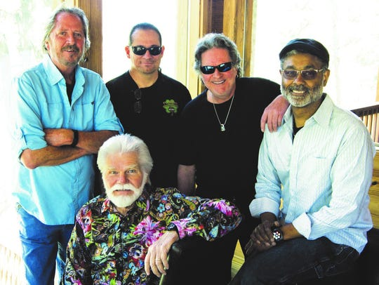 The Dave Millsap Band will grace their presences at