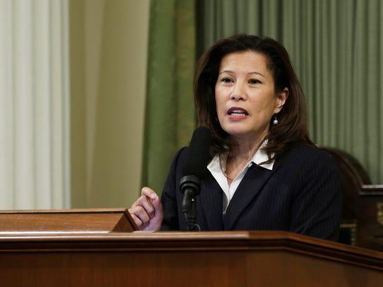 California Supreme Court Chief Justice Tani G. Cantil-Sakauye,