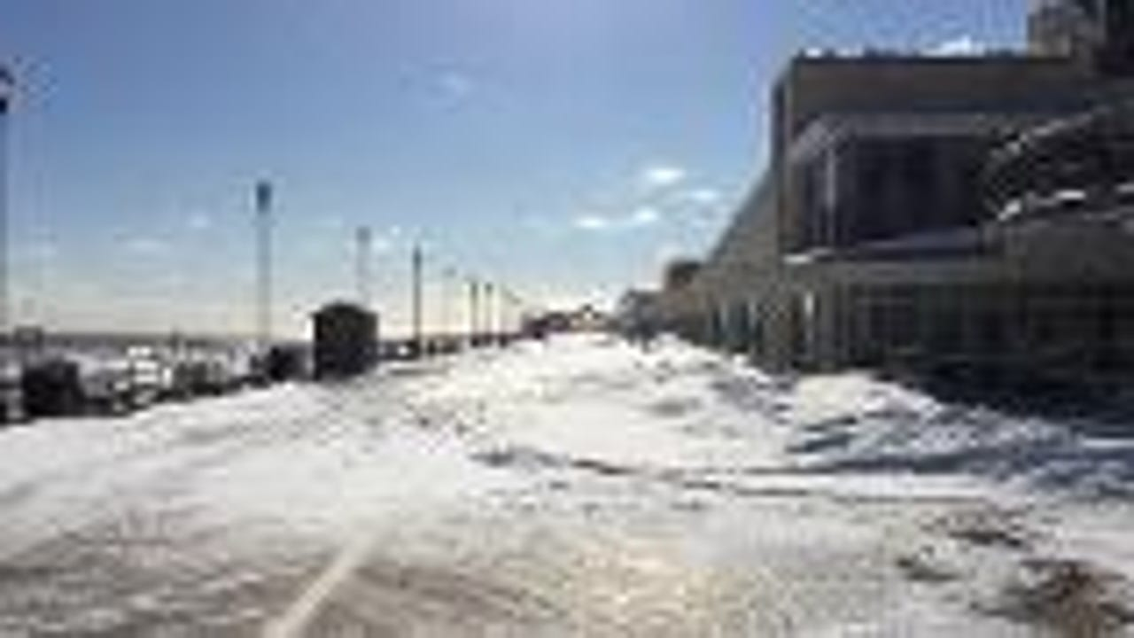 Raw video: Asbury Park boardwalk