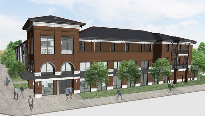 The University of Louisiana at Lafayette is set to begin construction on a project to bring nearly 600 new beds and 5,000 square feet of retail space to campus.