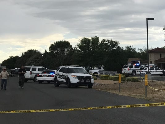 Officer-involved shooting in Chino Valley