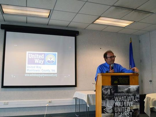 2017 United Way Manitowoc County Campaign Chairman