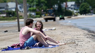 Heading to the beach for Memorial Day? Not so fast