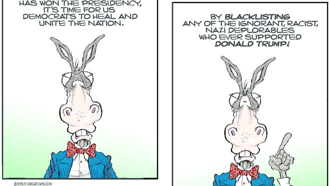 Cartoon by Bob Gorrell