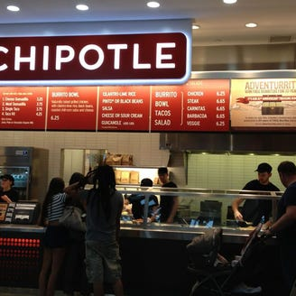 Chipotle to retrain all workers on food safety after hundreds fall ill in Ohio
