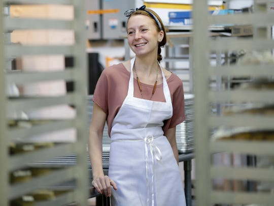 Christina Tosi, pastry chef and founder of Momofuku Milk Bar.