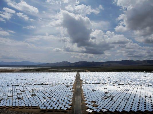 Solar array 1