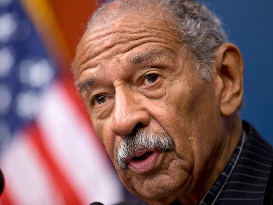 AP CONYERS RE-ELECTION A FILE USA DC