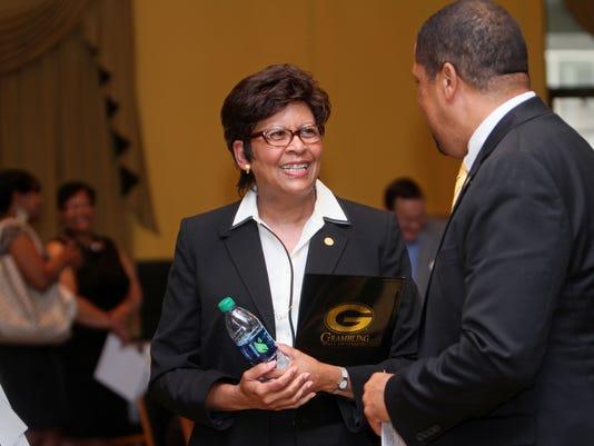 GSU Dr. Cynthia Warrick