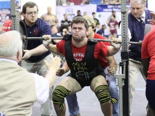 LHSAA State Powerlifting Championships