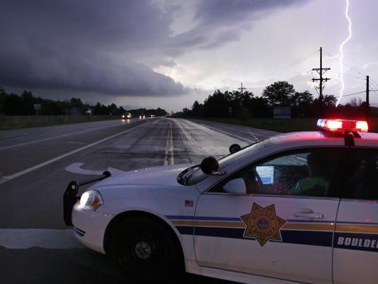 Colorado Tornadoes