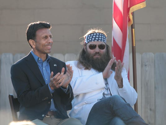 Governor's Award for Entrepreneurial Excellence - Duck Dynasty's Robertson Family