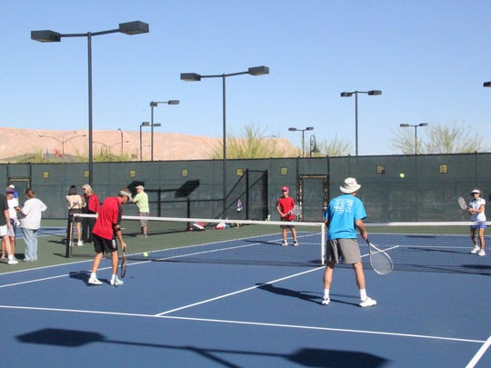 Sun City is a community in Mesquite, Nevada for anyone 55 years or older.