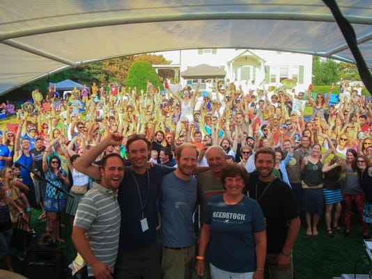 Seedstock 6 Stage Crowd Shot 1 - Chris Park Photography